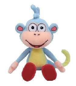 Boots the Monkey Beanie from Dora the Explorer