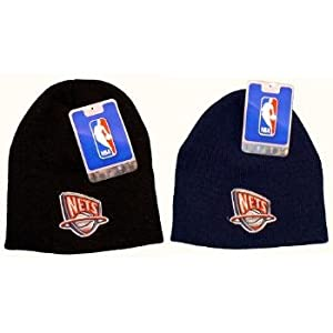 New Jersey Nets Winter Hat (12 Pieces) by DDI