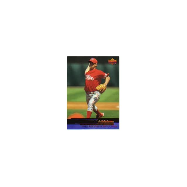 2000 Upper Deck Baseball MLB Trading Card #462 Paul Byrd