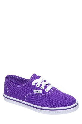 Vans Kid's Authentic Lo Pro Neon Low Top Sneaker