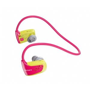 Sony NWZ-W262 Water Resistant Flash MP3 Player (2GB) – Pink