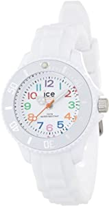 Ice-Watch Kinder-Armbanduhr Ice-Mini weiss MN.WE.M.S.12