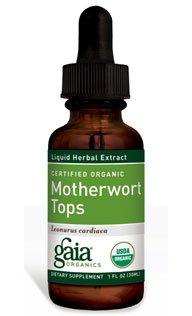 Gaia Herbs Motherwort - 1 oz, fluid (Motherwort Extract compare prices)