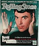 img - for DAVID BYRNE issue of Rolling Stone Magazine--# 524--APRIL 21ST, 1998 book / textbook / text book