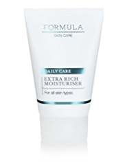 Formula Daily Skin Care Extra Rich Moisturiser 50ml