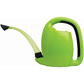 OXO Good Grips Mini Pour & Store Watering Can, 1.06-quart Green
