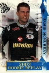 Buy 2004 Press Pass Platinum #P88 Jamie McMurray RR by Press Pass