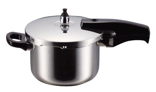 パール金属 NEW軽量単層片手圧力鍋3.0L H-5479