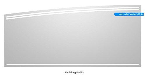puris crescendo superficie specchio/fsa43142/B: 140cm