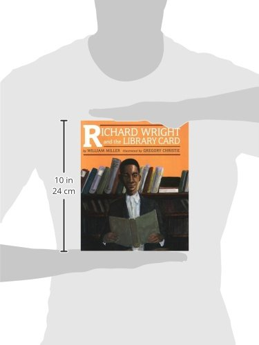the segregated south in the library card by richard wright Buy richard wright & library card: 9781880000885: william miller gregory christie: paperback from learning links, see our.