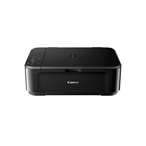 Canon-MG3650-Pixma-Farbtintenstrahldrucker-Drucken-Scannen-Kopieren-schwarz
