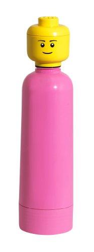 LEGO-Lizenzkollektion-40401739-Trinkflasche-04-Liter-mediumpink
