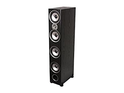 Polk Audio Monitor70 Series II Floorstanding Loudspeaker (Black) Each by Polk Audio