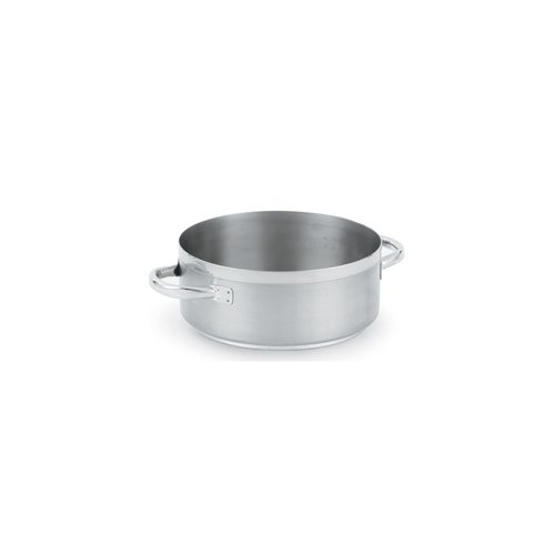 Vollrath (3328) 28-1/2 qt Induction Casserole/Brazier Pan