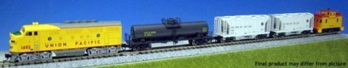 kato-1066272-n-f-7-freight-train-set-up-union-pacific-106627-2-by-kato