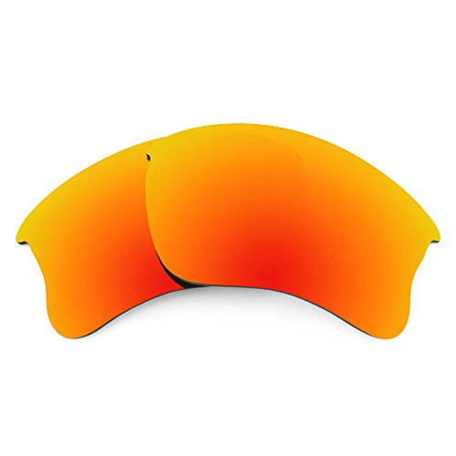Revant Replacement Lenses for Oakley Flak Jacket XLJ Fire Red MirrorShield®