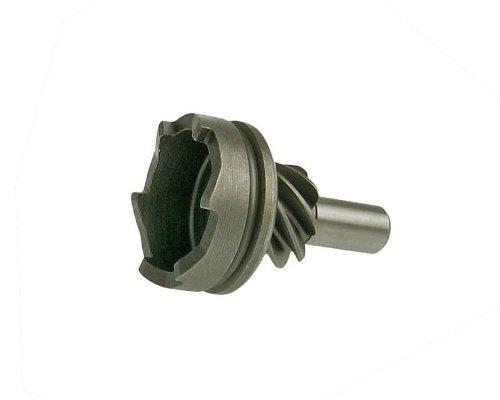 101 Octane idle shaft gear / kickstart pinion gear - 7 splines for 50cc 139QMB/QMA
