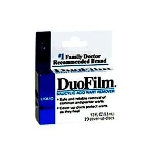 Wartrol Wart Treatment Duofilm Liquid Salicylic Acid Wart Remover