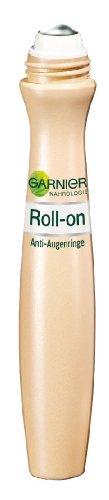 Garnier Nahrologie Koffein Augen Roll-On getönt - Für helle Haut, 15 ml
