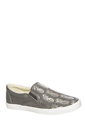 Pinapple Slip-On Sneaker