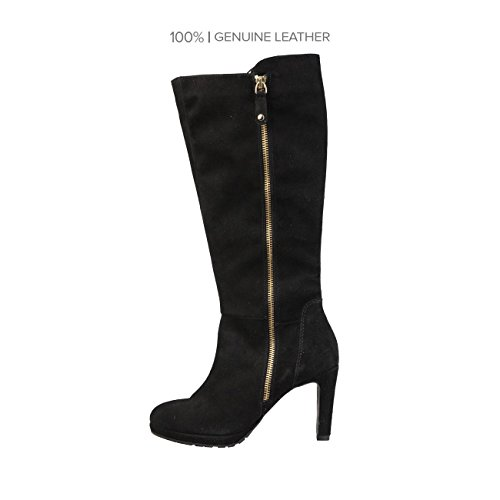 Versace Sabine, Stivali donna nero Size: EU 37