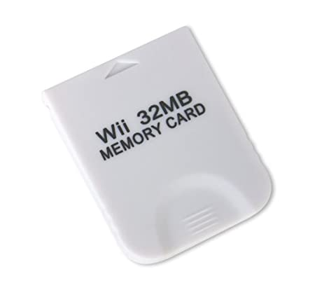 Wii ezSave memory card 32MB