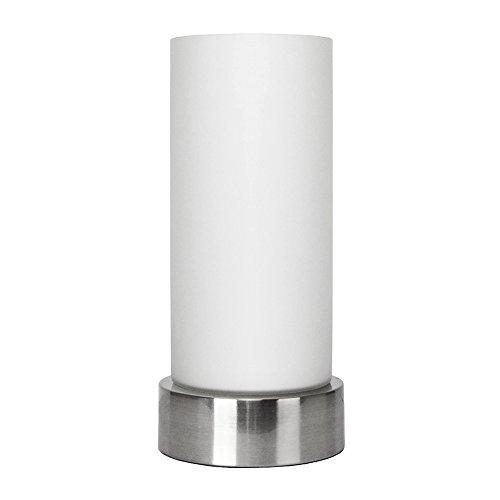 lampe-de-table-ou-chevet-moderne-chrome-brosse-nickel-verre-opaline-et-givre