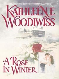 A Rose In Winter by Kathleen E. Woodiwiss ebook deal