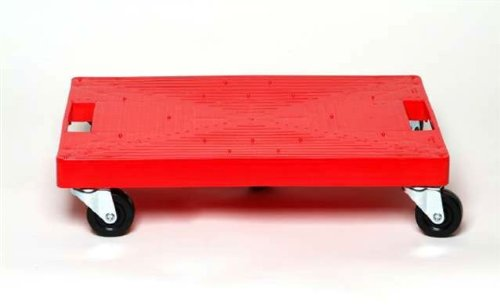 Multi-Purpose Garage Dolly Red