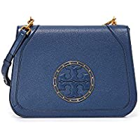 Tory Burch Stud Shoulder Bag (Royal Navy or Samba)