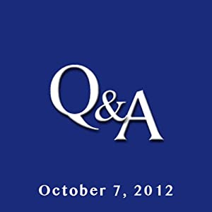 C-SPAN Q & A: Morley Safer   [Brian Lamb]