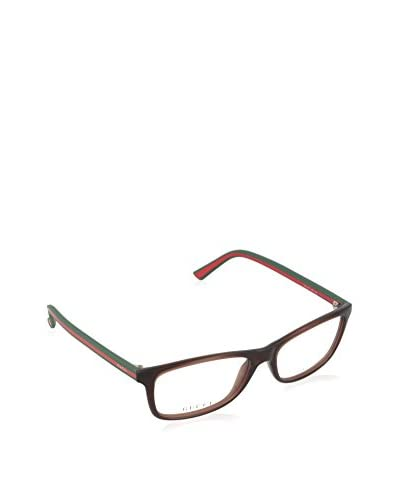 GUCCI Montura 10715D654 (54 mm) Marrón