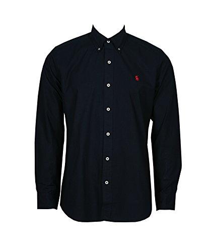 Ralph Lauren -  Camicia Casual  - Con bottoni  - Uomo Navy Large