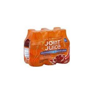 Joint Juice Glucosamine + Chondroitin Drink , 6 Count Bluberry Acai (Joint Juice Glucosamine compare prices)