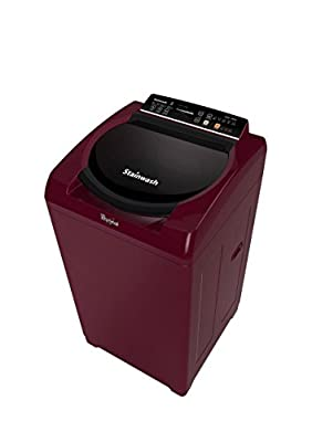 Whirlpool Stainwash Fully-automatic Top-loading Washing Machine (7.2 Kg, Sparkling Wine)
