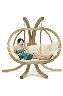 Amazonas Globo Chair Royal green incl. Kissen (ohne Gestell) jetzt bestellen