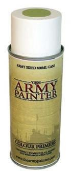 Painting Supplies: Army Green Primer