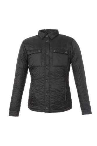 Tucano urbano 8911MF023N3 rUDY-respirant, windproof and water-repellent padded veste matelassée-short-noir-taille s