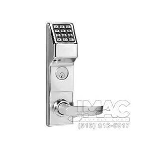 alarm lock dl3500dbr trilogy high security mortise digital keypad lock w audit. Black Bedroom Furniture Sets. Home Design Ideas