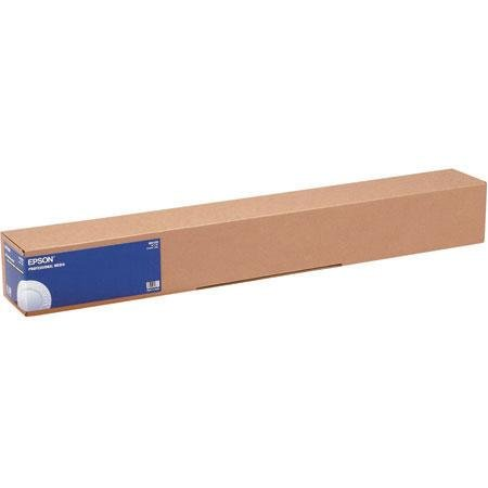 Epson Professional Media Enhanced Paper MATTE  (17 Inches x 100 Feet, Roll) (S041725)