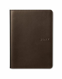 Sony PRSASC6/TC Premium Digital Reader Cover - Brown by Sony