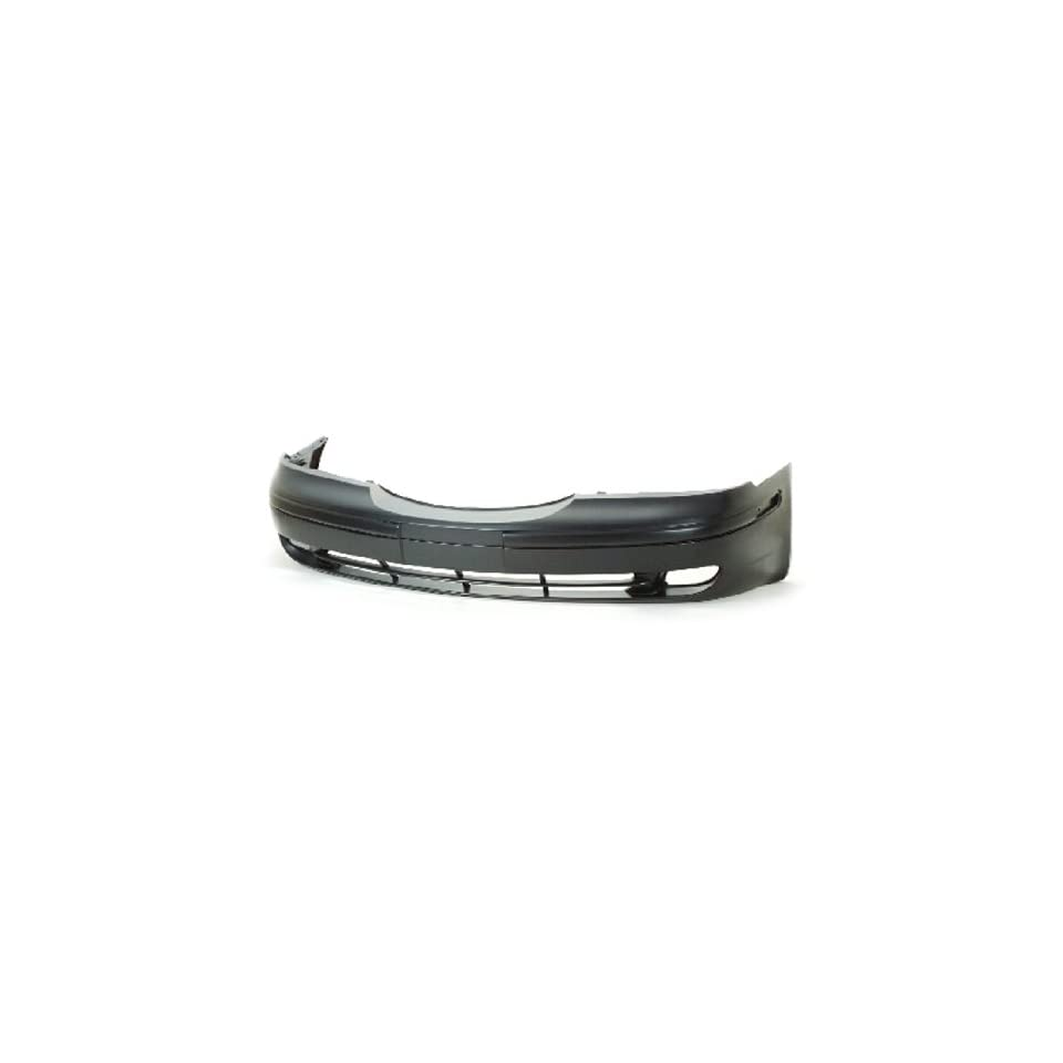 OE Replacement Mercury Sable Front Bumper Cover (Partslink