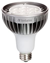 Verbatim Mitsubishi LED PAR30 E27 12W 3000K Yellow 640LM Dimmable