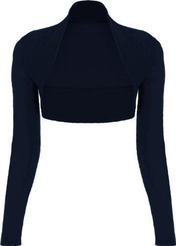 Donna a maniche lunghe Shrugs più colori disponibili in offerta Navy Small / Medium