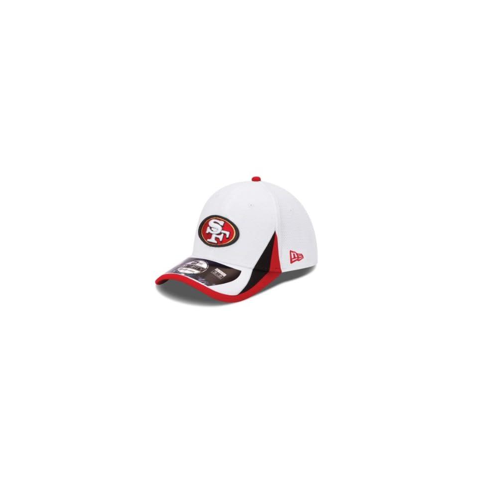 NFL San Francisco 49ers NFL13 Training 39Thirty Flex Fit Cap, Small/Medium