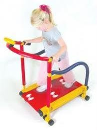 Redmon Fun and Fitness Exercise Equipment for Kids – Tread Mill