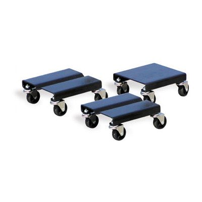 Sportsman Series SMDOLLY 1500 lbs. Steel Snowmobile Dolly Set