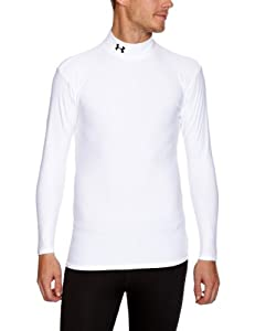 Under Armour Herren Shirt Cg Mock, weiß (wht), XXL
