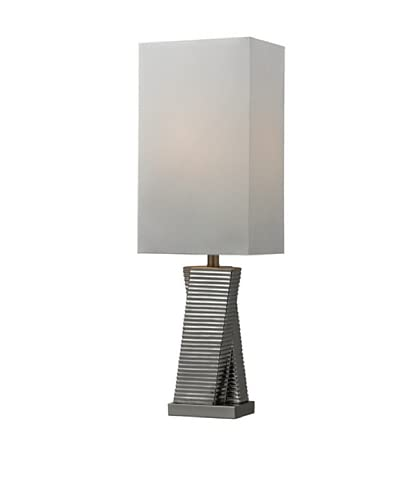 Artisitic Lighting Table Lamp, Chrome Plated