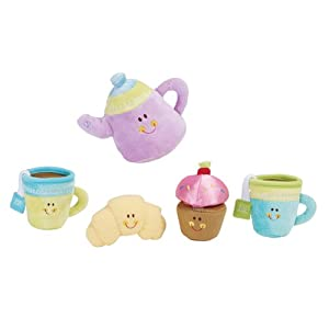 Early Years Baby Tea Party Activity Set
